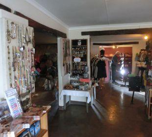 Souvenier Shop Etosha Safari Camp