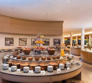 Frühstücksbuffet Travel Charme Ifen Hotel Kleinwalsertal