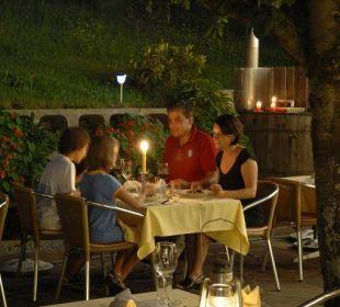Gartenanlage Hotel Silbertal