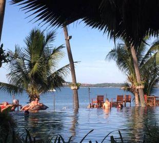 Blick zum Meer Anantara Bophut Resort & Spa