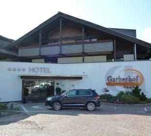 Frontansicht Hotel Beauty & Wellness Resort Hotel Garberhof