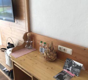 Schreibtisch Hubertus Alpin Lodge & Spa
