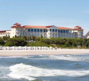 Direkt am Meer - das MORADA Strandhotel Morada Strandhotel Ostseebad Kühlungsborn