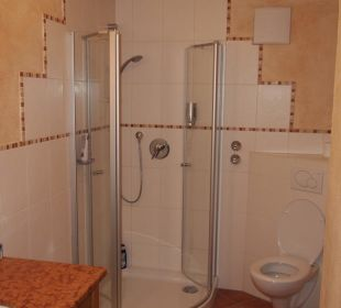 Badezimmer Gästehaus Martinsklause