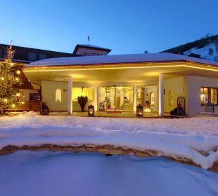 Herzlich Willkommen Hotel Bergkristall