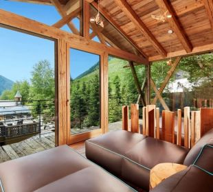 Sky Lodge Hotel Quelle Nature Spa Resort