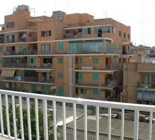 Aussicht von Hotelzimmer Hotel Calma