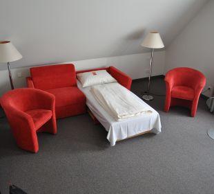 Schlafcouch Comfor Hotel Frauenstrasse