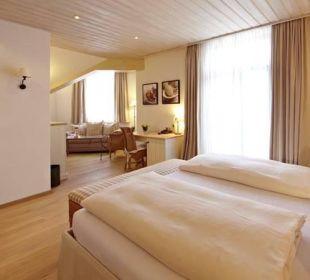 Doppelzimmer Alpin Hotel Staudacherhof