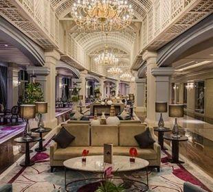 Lobby   Hotel Rixos Premium Tekirova