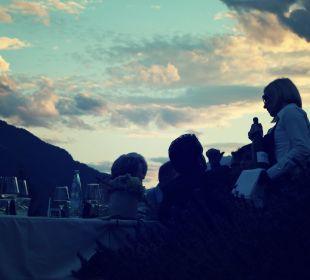 Abendstimmung Genusshotel Der Weinmesser