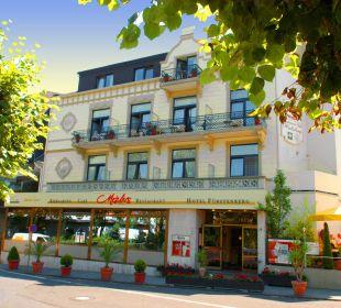 Das Hotel Fürstenberg im Herzen von Bad Neuenahr Hotel Fürstenberg