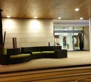 Außenansicht Hotel Eingang  JS Hotel Sol de Alcudia