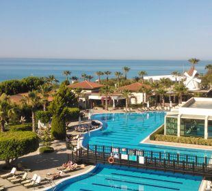 Der Ausblick vom Zimmer ein TRAUM :) Hotel Alba Royal