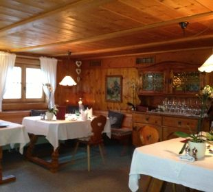 Humbach-Stube Hotel Alpenhof Jäger