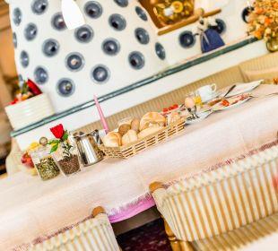 Frühstücksbüffet in der gemütlichen Stuben Naturpark Hotel Stefaner