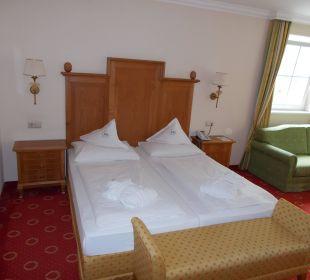 Bett Hotel Alpenschlössl