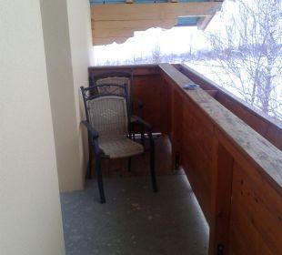 Balkon Pension Alpenblick