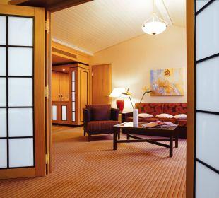 Suite Wohnraum Travel Charme Ostseehotel Kühlungsborn