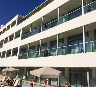 Außenansicht Hotel Corissia Princess