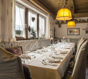 Restaurant Hotel Glockenstuhl in Westendorf Hotel Glockenstuhl