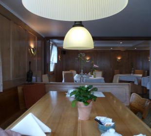Restaurant und Frühstücksraum Hotel Appenzellerhof