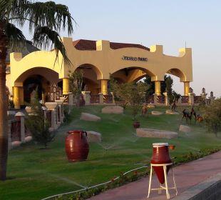 Hotel Eingang Jungle Aqua Park