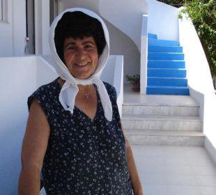 Frau Dimitra Hatzimalonas Antonios Apartments