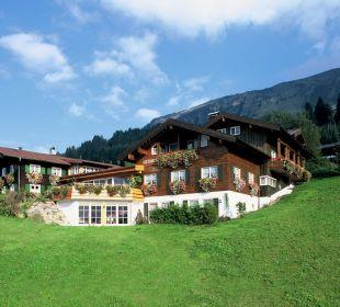 Alpenhof Jäger im Sommer Hotel Alpenhof Jäger