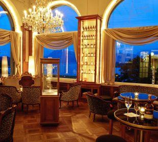 Whisky-Lounge Art Deco Hotel Montana Luzern