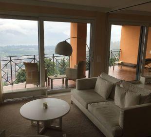 Wohnbereich Villa Orselina Boutique Hotel