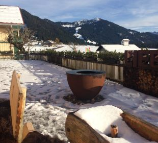 Terasse Hubertus Alpin Lodge & Spa
