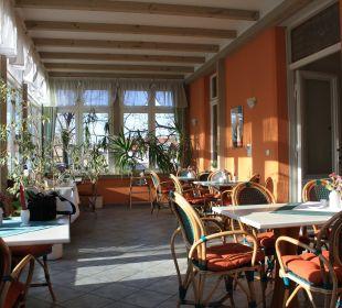 Wintergarten Hoffmanns Gästehaus