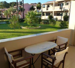 Balkon Hotel Robolla Beach