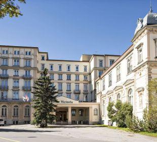 Hotel Reine Victoria in St.Moritz Bad Hotel Reine Victoria by Laudinella