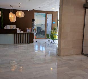 Lobby JS Hotel Sol de Alcudia