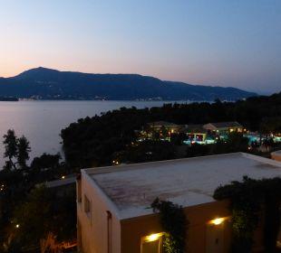 Ausblick Hotel Grecotel Eva Palace