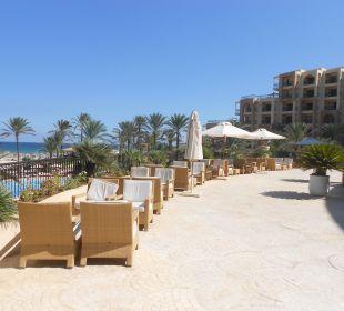 Hotel - Terrasse Hotel Mövenpick Resort & Marine Spa Sousse