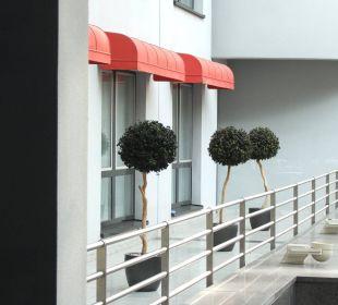 Außenansicht Hotel  Arcadia Hotel Berlin