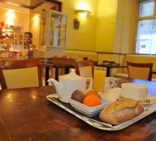 Petit déjeune Grand Hotel De Nantes