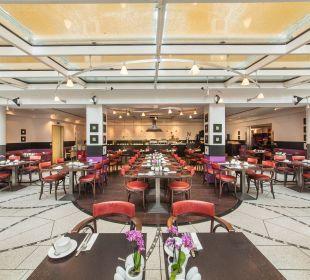 Frühstücksraum Select Hotel Berlin Ostbahnhof