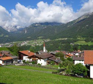 Blick auf Mieders vom Hotel Bergkranz Hotel Bergkranz