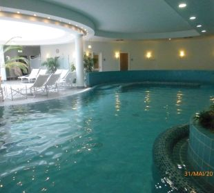 Schwimmbad Grand Hotel Binz by Private Palace Hotels & Resorts