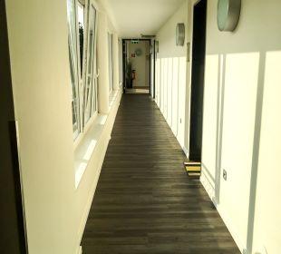 Lobby Aparthotel Duhner Strandhus