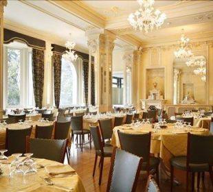 Restaurant Hotel Reine Victoria by Laudinella