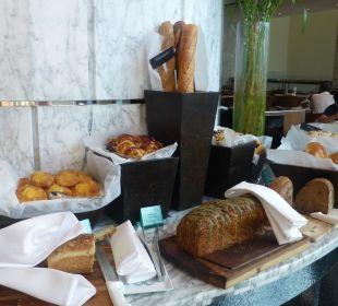 Brot und Gebäck Hotel Le Meridien Bangkok