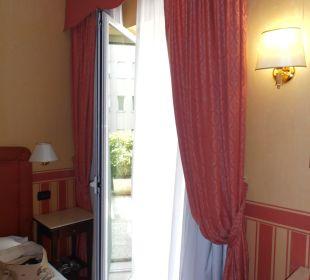 Zum Balkon Hotel Tritone Venice Mestre