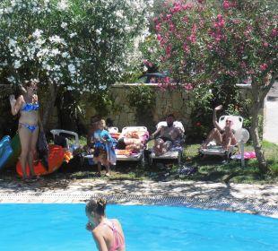 Pool für die Kid`s und andere Hotel Three Stars Village