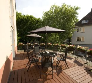 Terrasse Ruhr Hotel