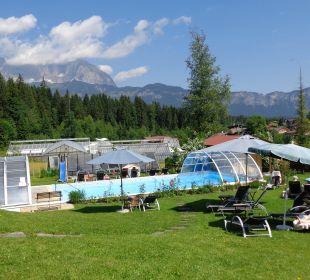 Piscine  Gartenhotel Rosenhof